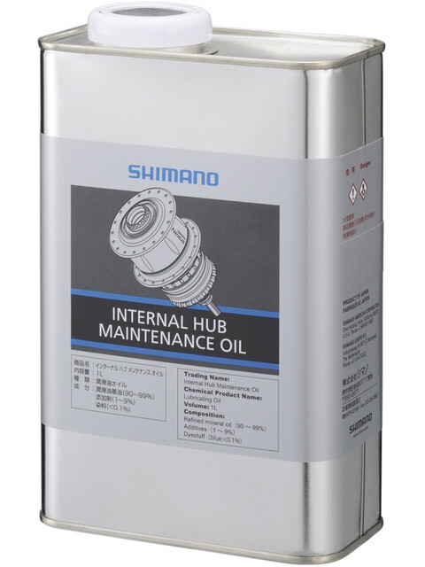 Shimano Reinigungsöl für SG-Naben 1L